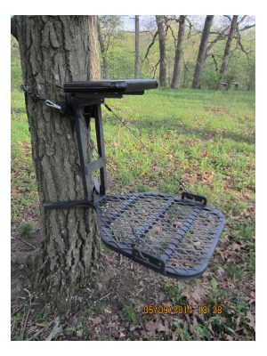 Chippewa Chief Lightweight Aluminum Tree Stand