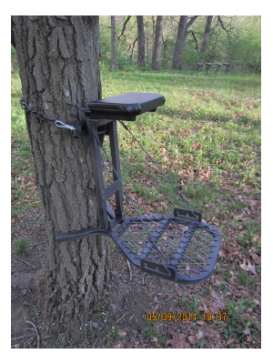 Chippewa Ghost Lightweight Aluminum Tree Stand