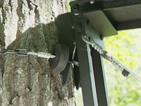 chippewa wedge tree stand attachment system