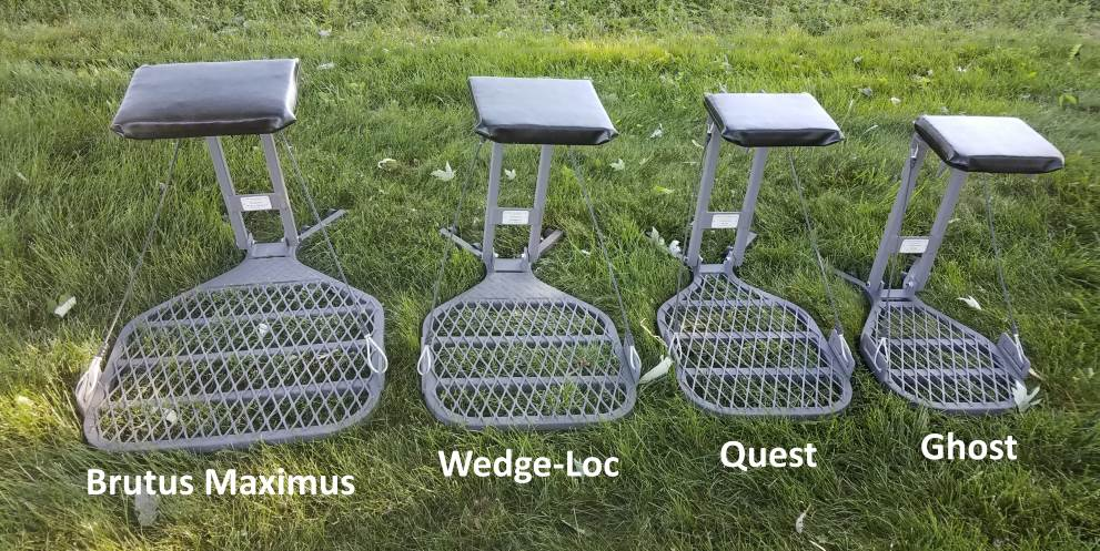 All Chippewa Wedge-Loc Tree Stands